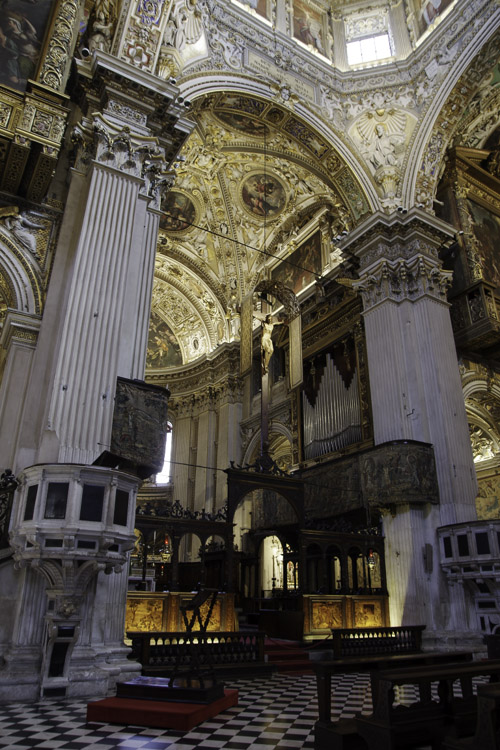 Orgue - Basilique Sainte Marie Majeure