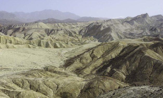 10 choses à voir et à faire dans la Death Valley