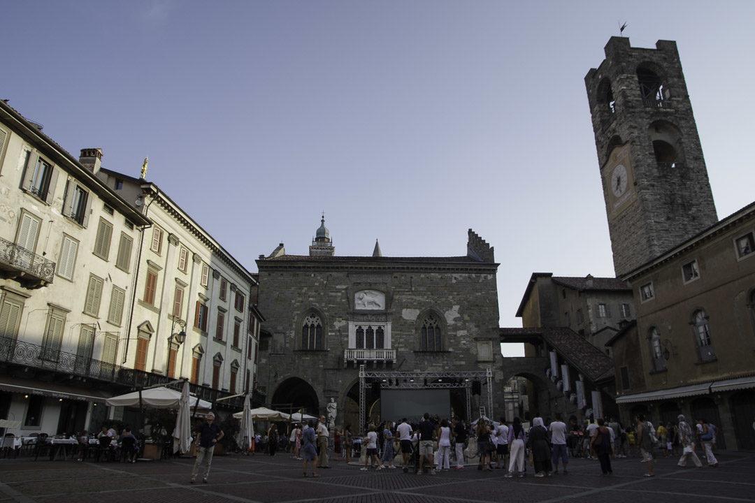 Piazza Vecchia - Bergame