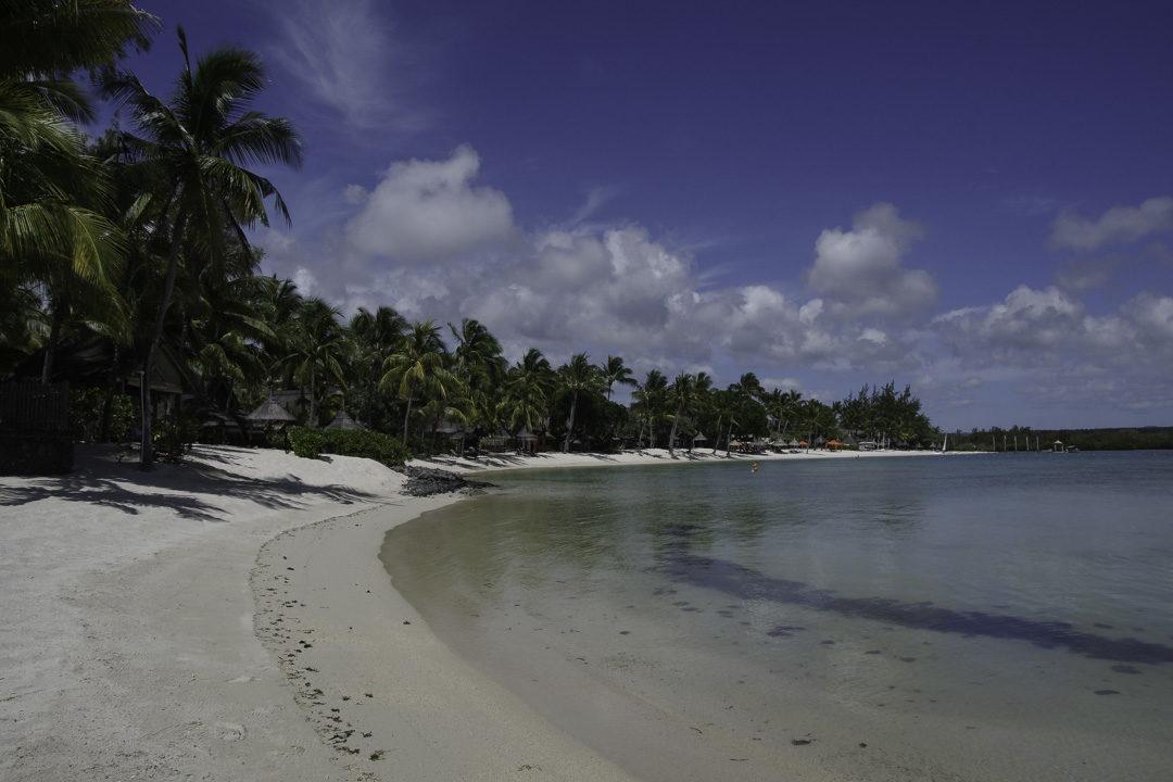 plage de l'hôtel Constance Prince Maurice