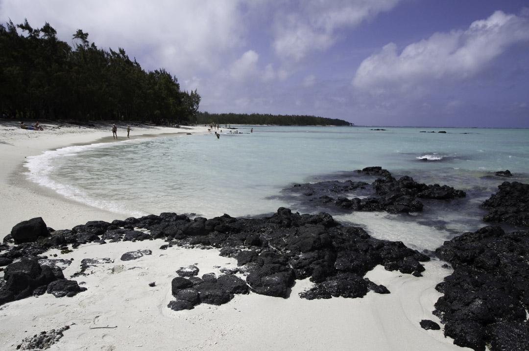 plage de reve de l'Ile aux Cerfs
