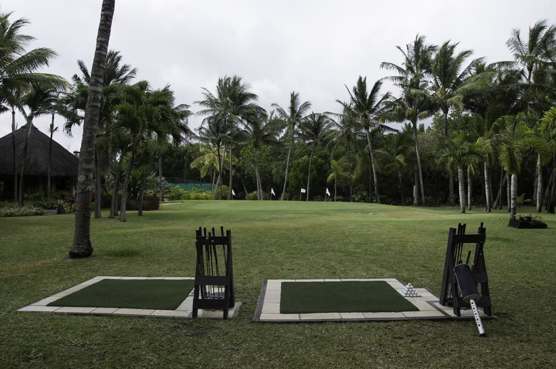 Practice Golf - Constance Prince Maurice