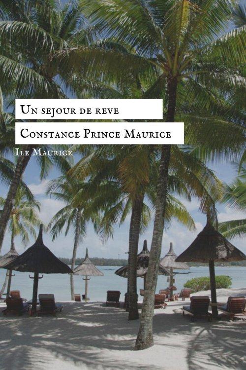 Review de l'Hôtel 5 étoiles luxe Constance Prince Maurice #MyMauritius