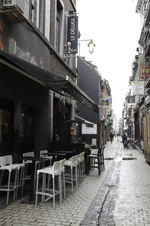 Quartier des bars à Liège