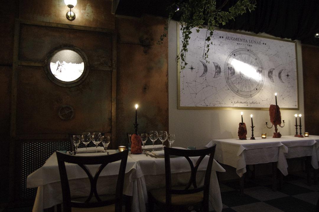 Restaurant le Thème à Liège