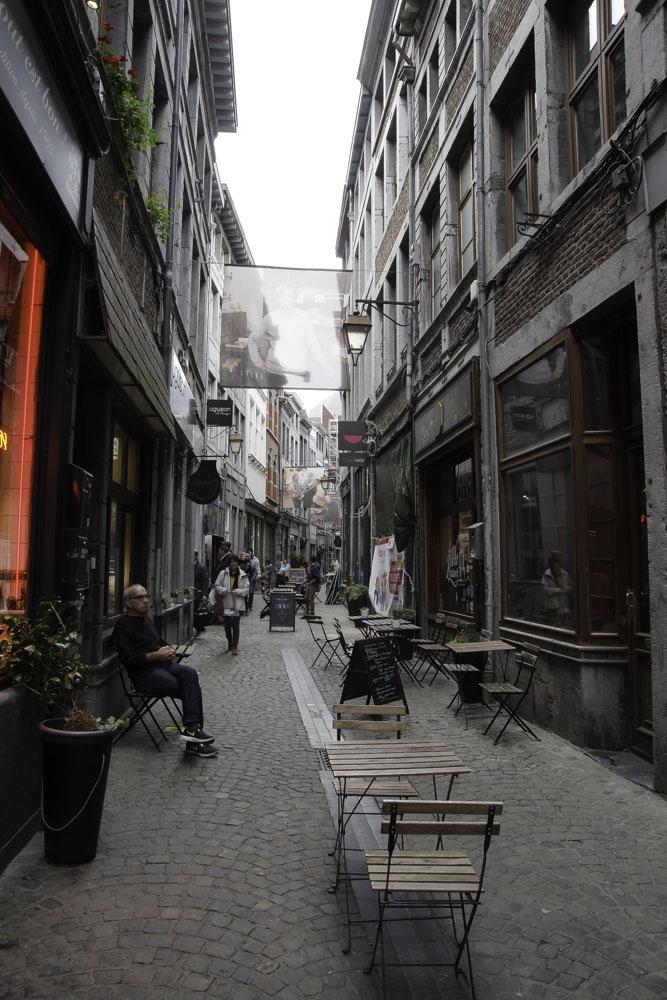 rue neuvice - Liège