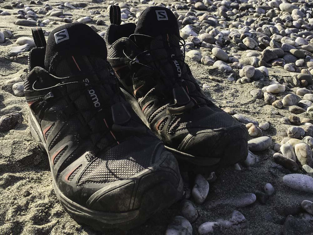 Test des chaussures Salomon X Ultra 3 GTX Women