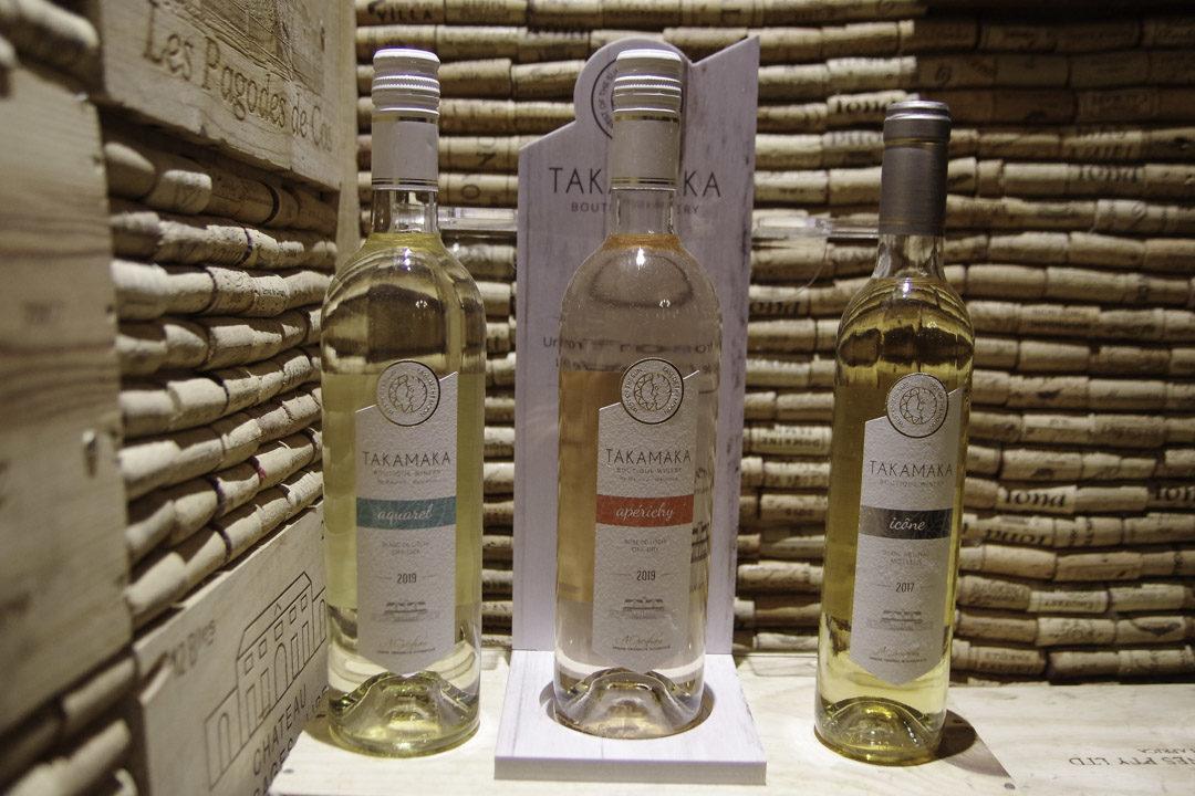 Dégustation de Takamaka - le vin de Litchi