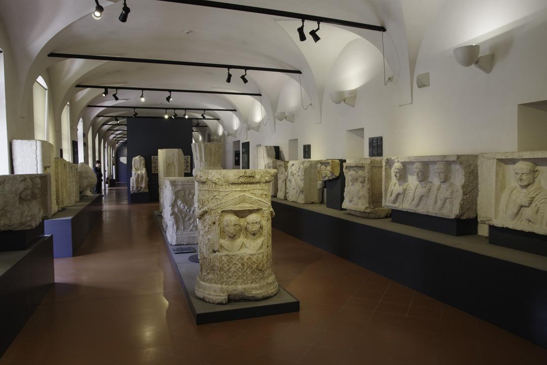 visite du musée de la ville de Brescia - antiquités romaines