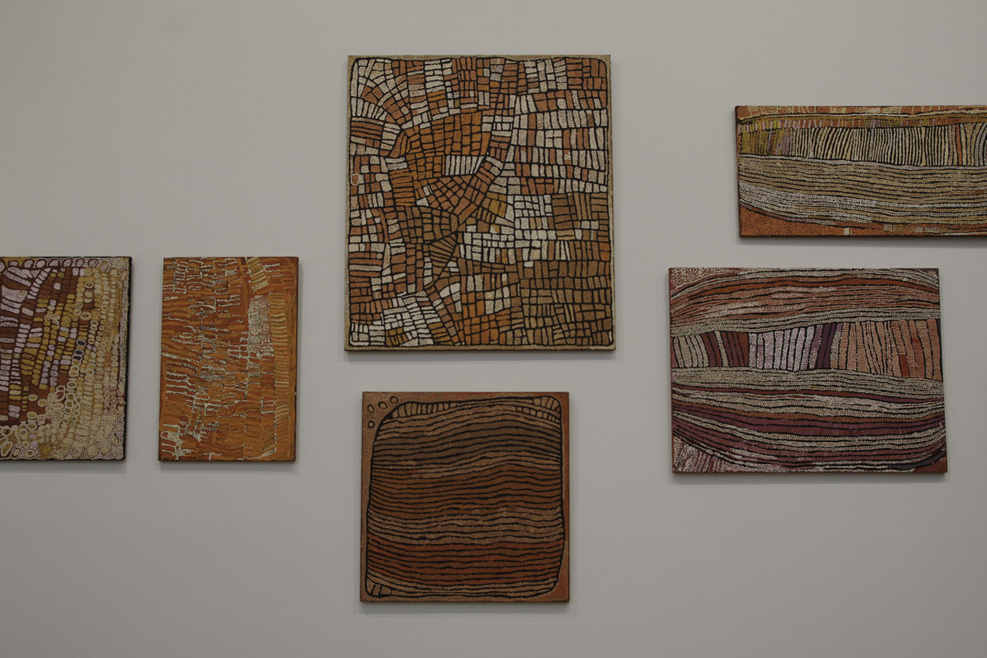 Art Aborigène à Melbourne