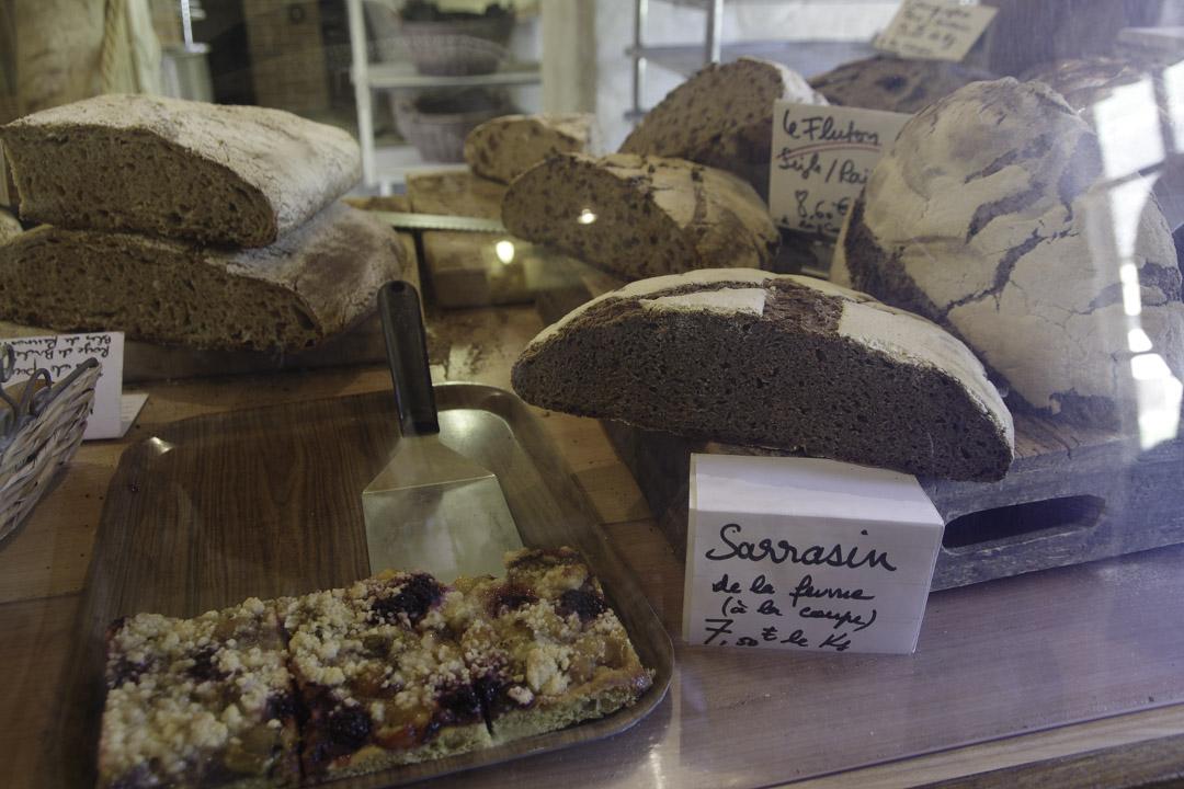 La Grande Suardiere - pain artisanal