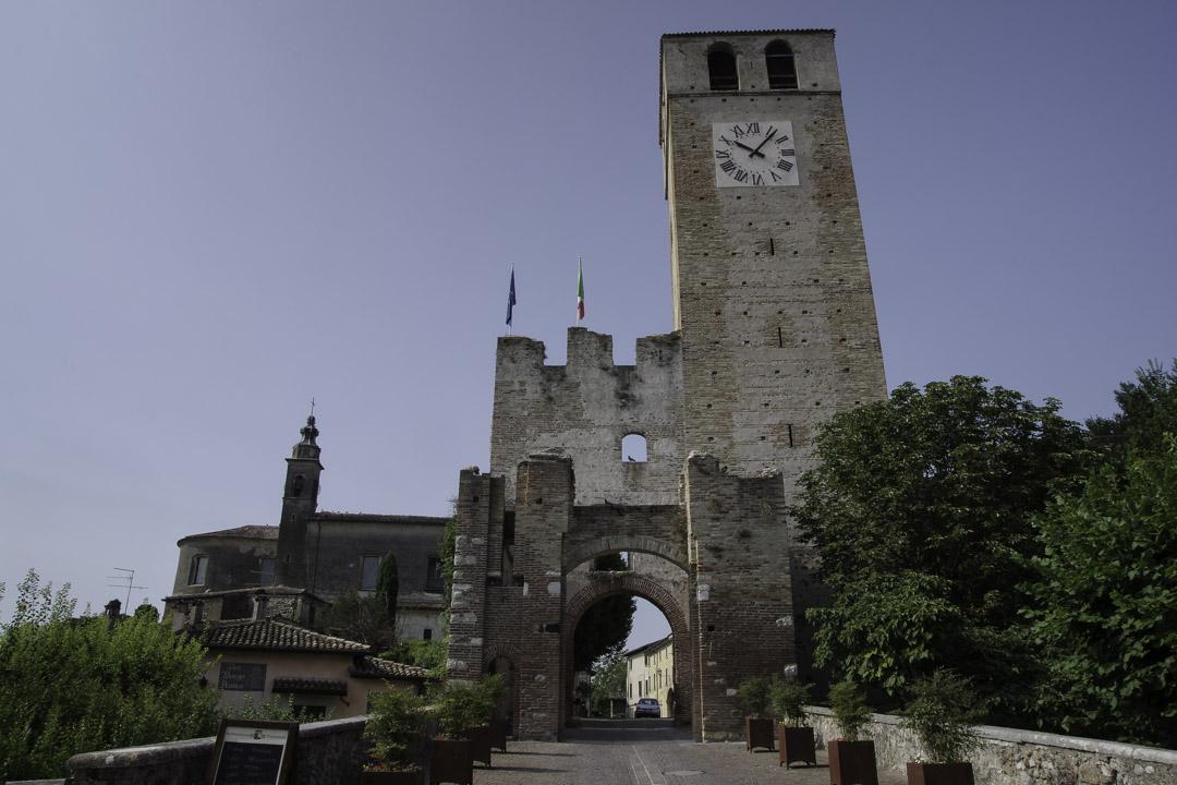 Village italien de Castellaro - Lagusello