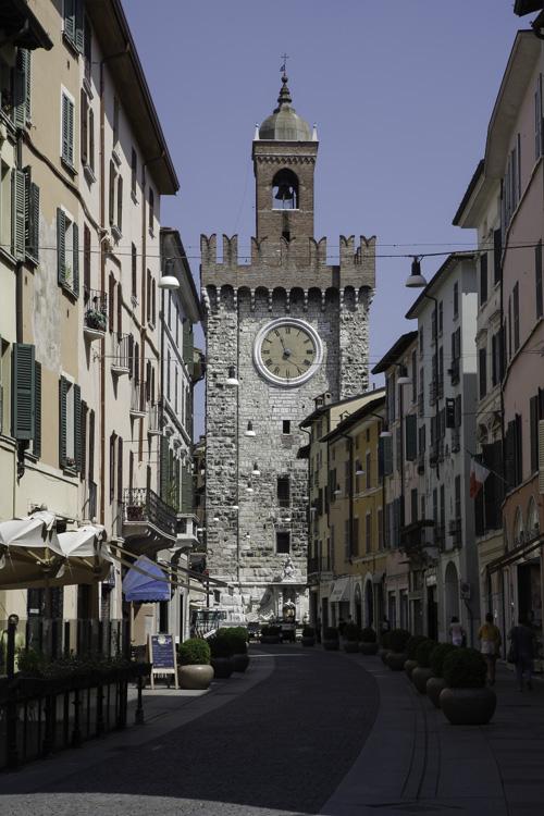 Tour dans le centre de Brescia