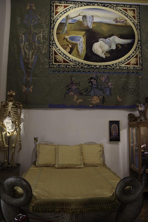 chambre de dali