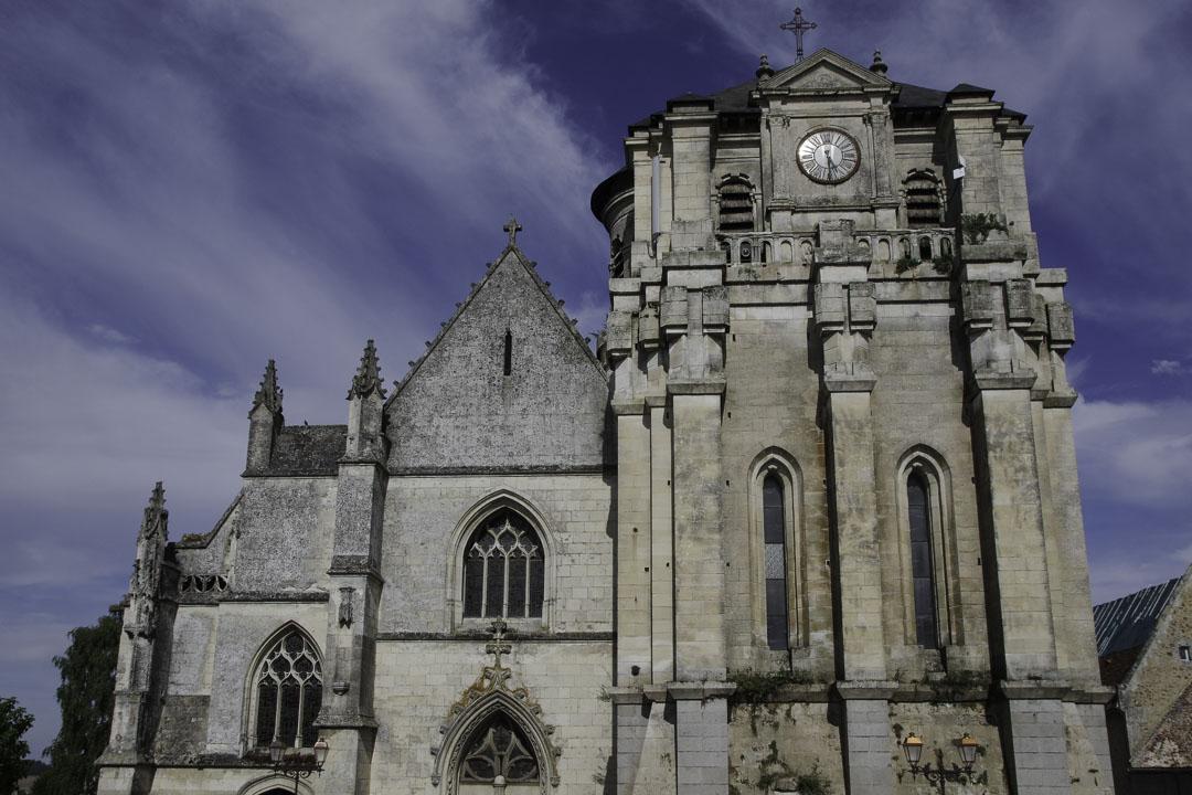 Eglise de Mortagne au Perche