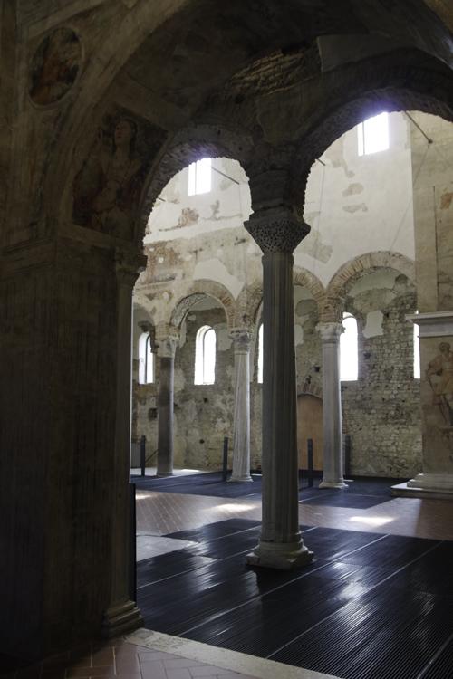 église San Salvatore de Brescia
