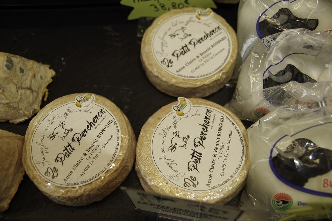 Fromage le Petit Percheron