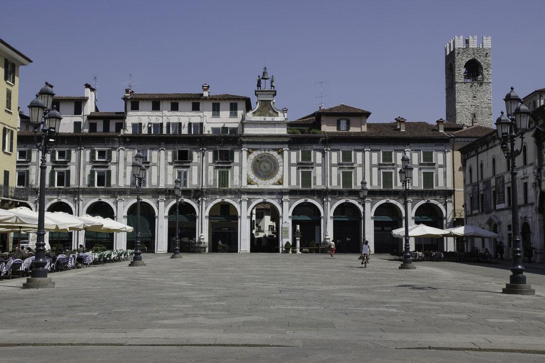 Piazza Loggia - Brescia