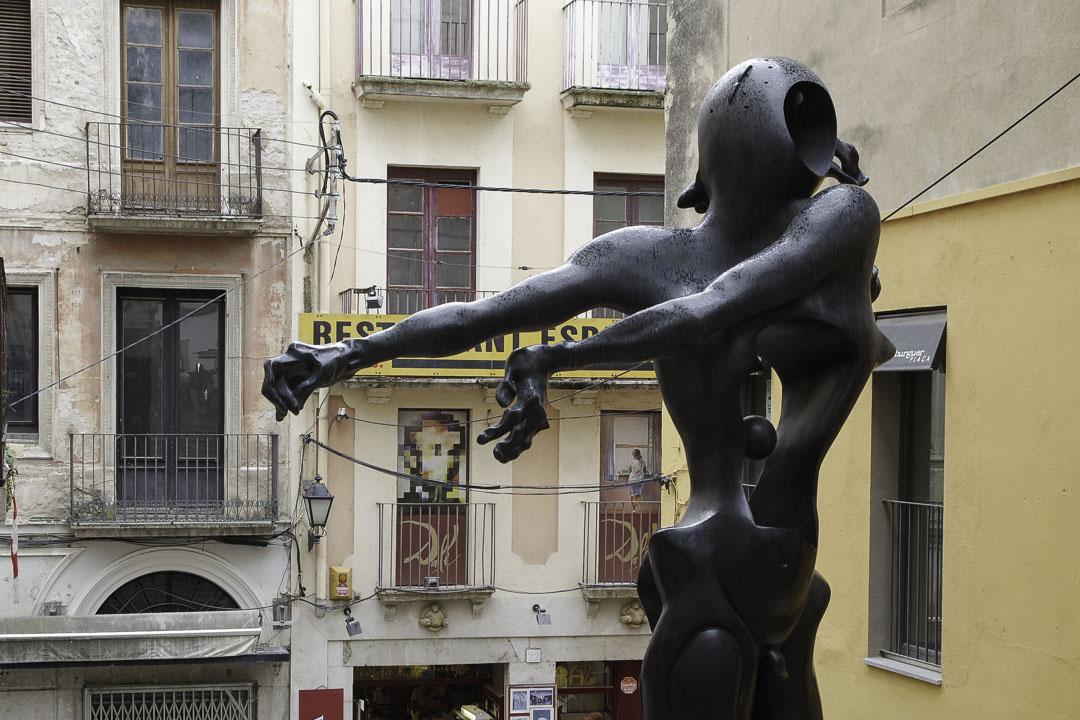 Monument Dali à Figueras