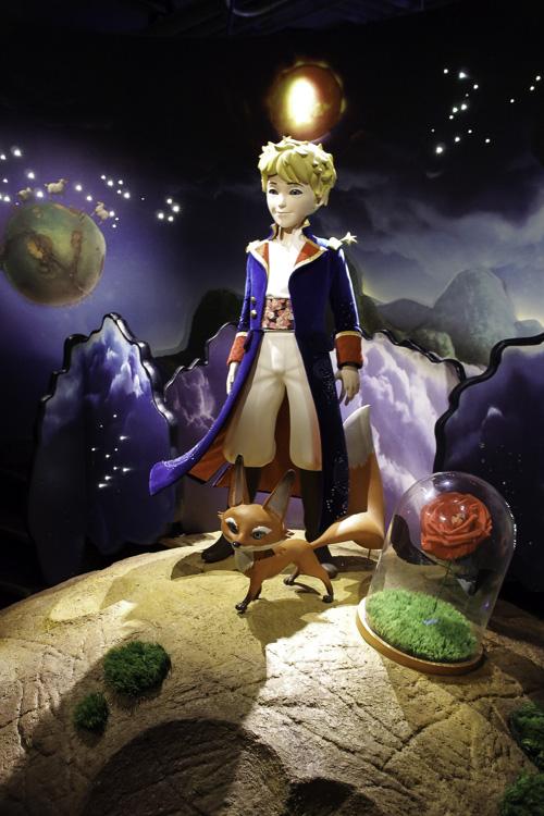 Le Petit Prince au Musée Grevin