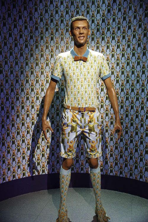Stromae - Musée Grévin