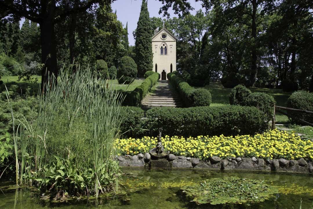 Parco Giardino Sigurta en Italie