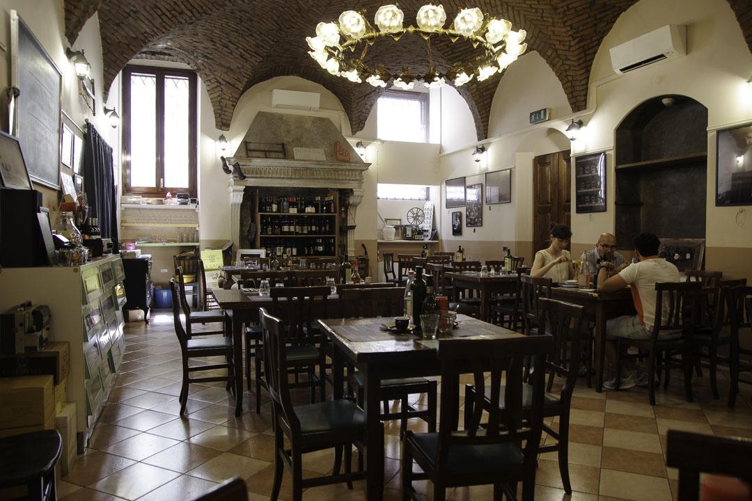 restaurant italien à Brescia