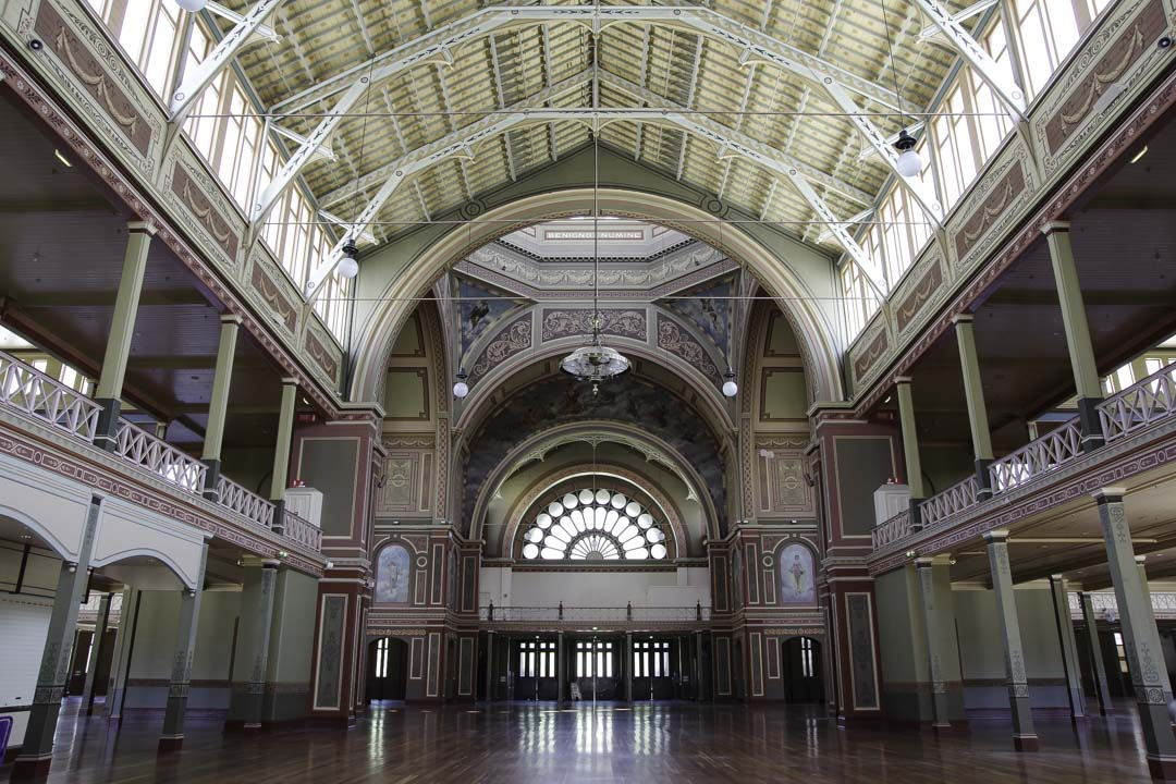 Royal Exhibition Hall - Melbourne