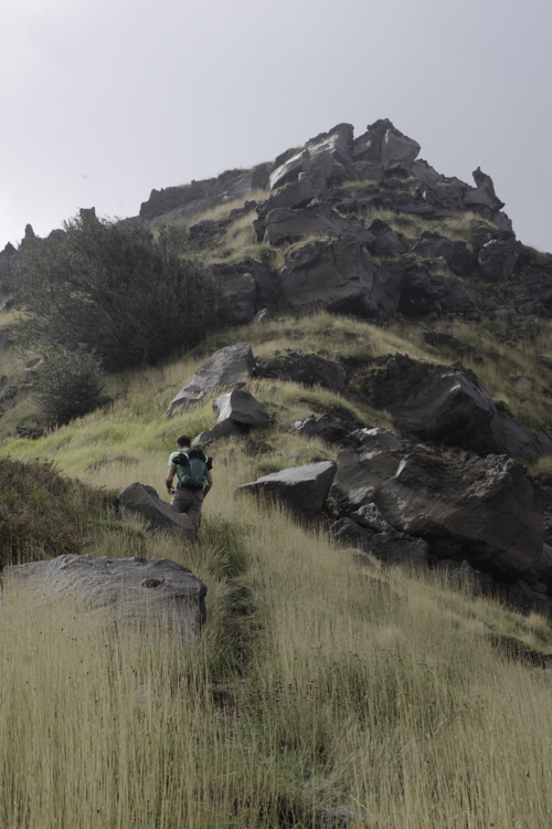 Test du sac à dos de randonnée Osprey