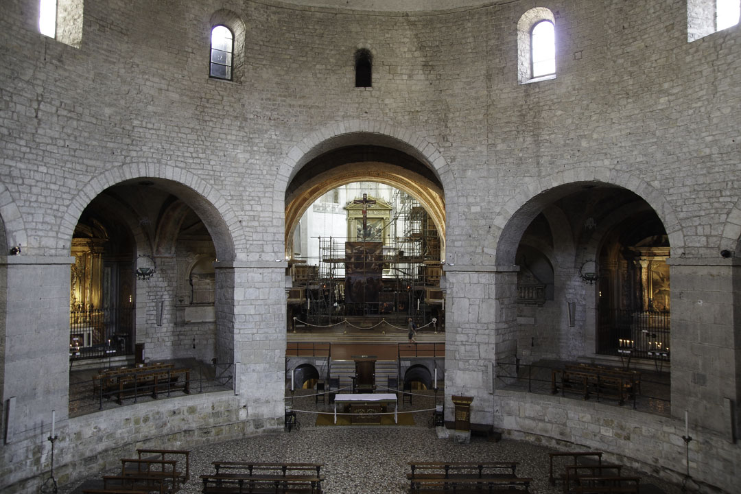Duomo Vecchio de Brescia