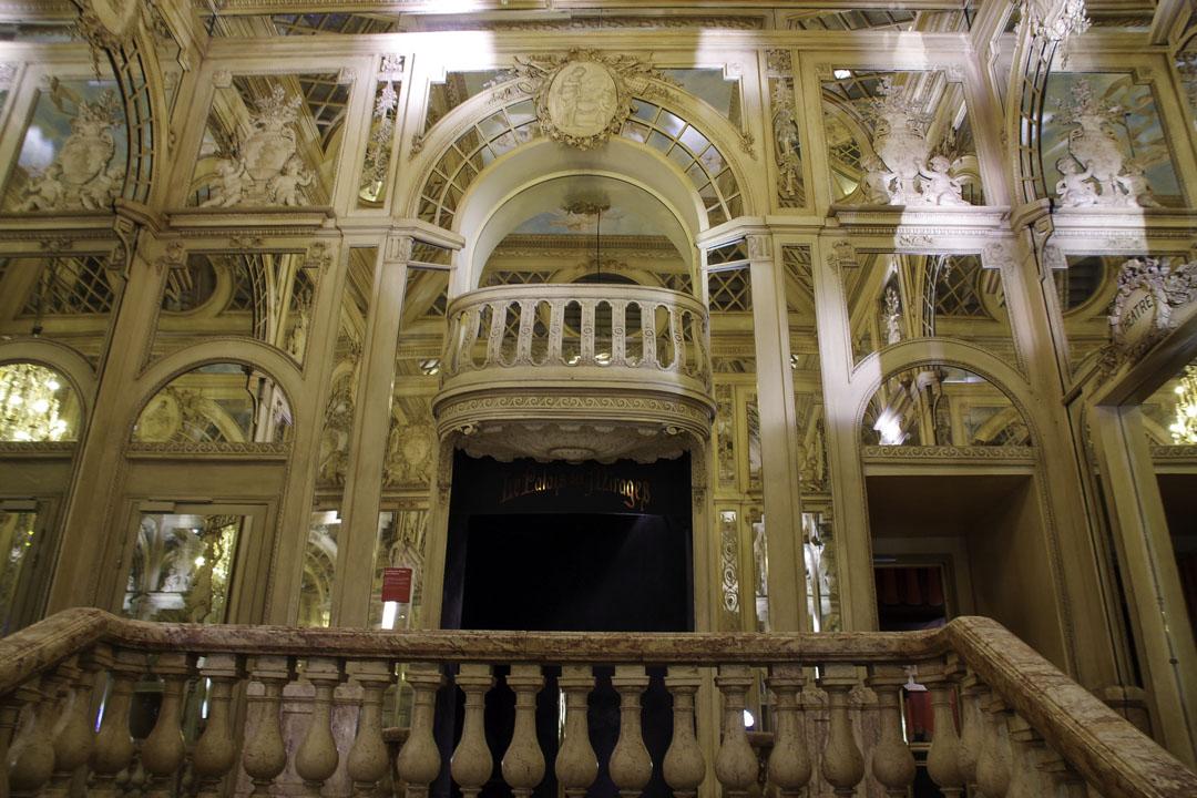 Le Palais des Mirages - Musée Grévin