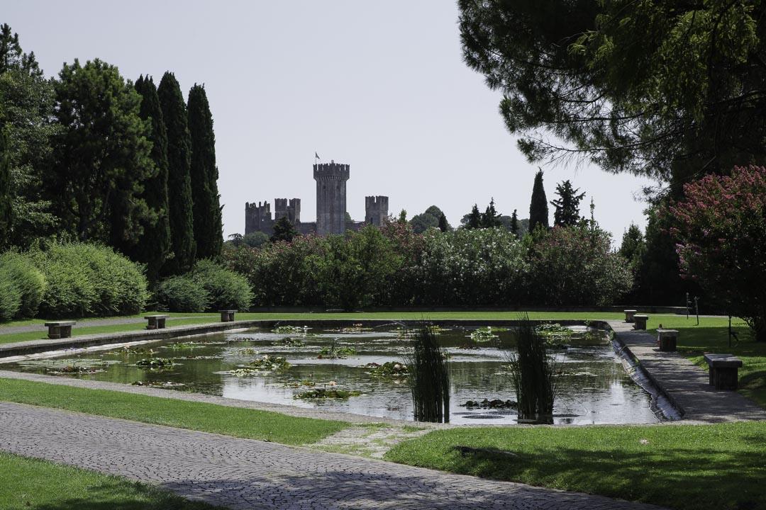Bassin Parc Jardin Sigurta