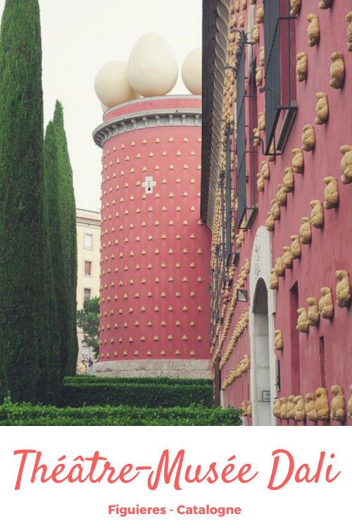 Visite du Théâtre Musée Dali à Figuières en Catalogne