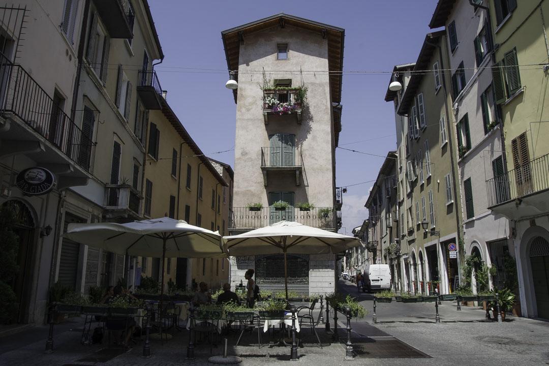 Visite du centre ville de Brescia