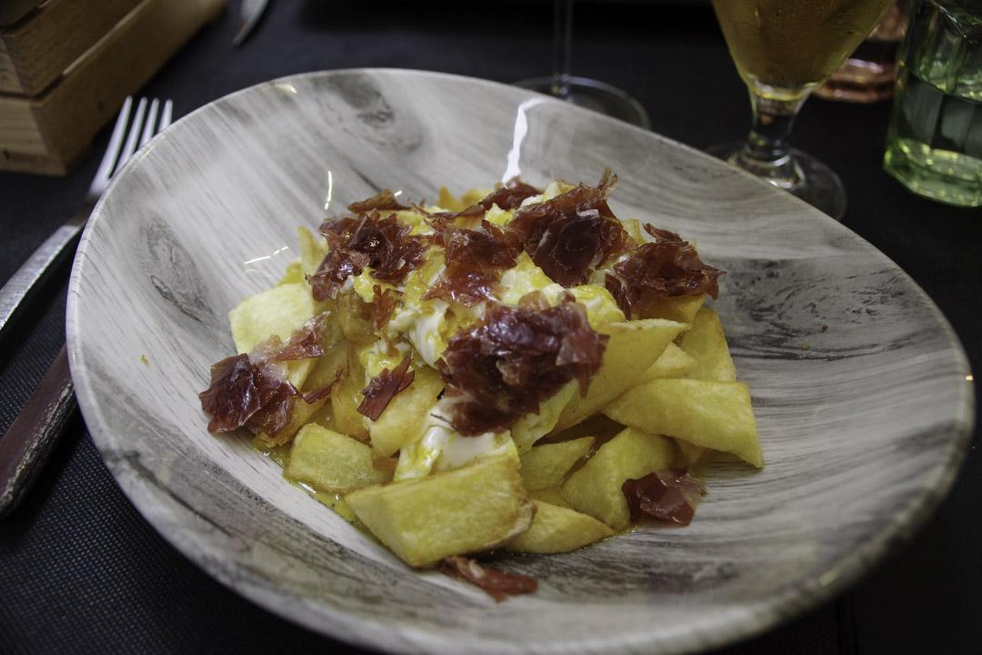 Patatas Brava - Brots de Vi - Gérone