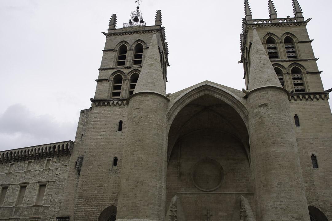 Cathedrale de Montpellier