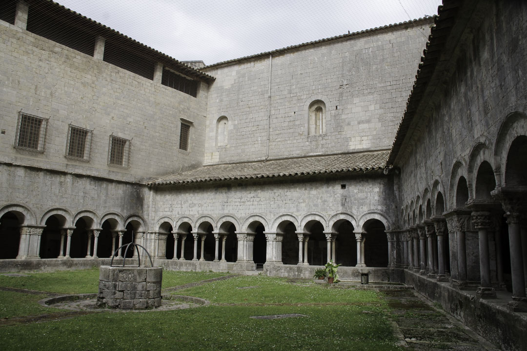 Cloitre de la cathédrale de Gérone