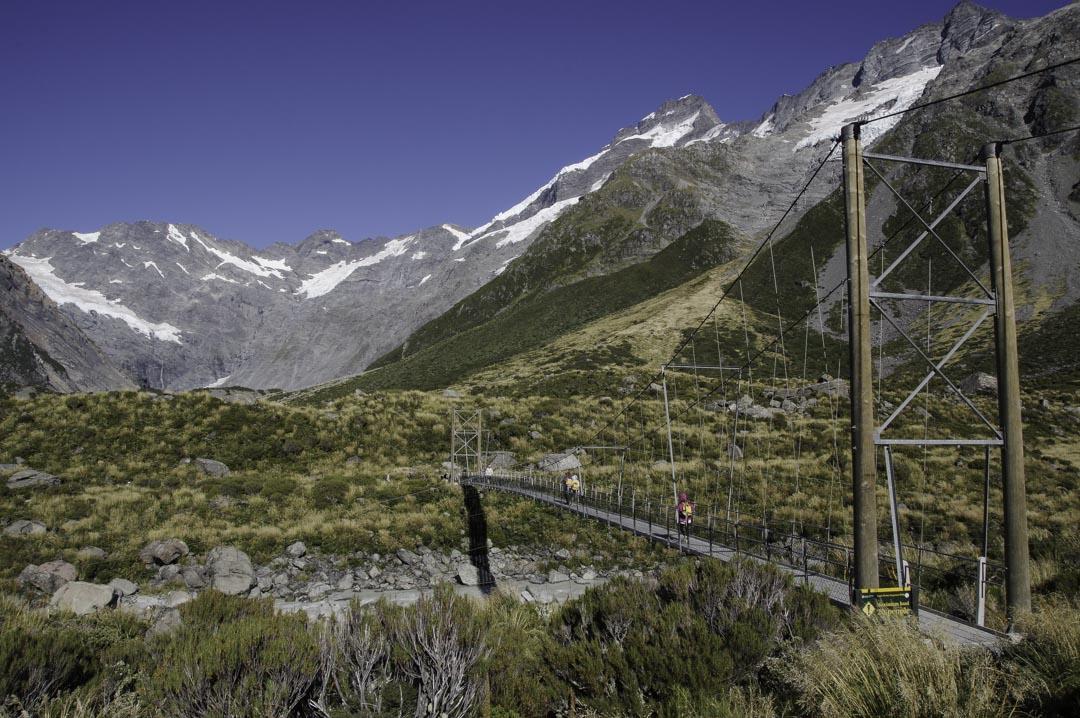 Randonnée Hooker Valley Track