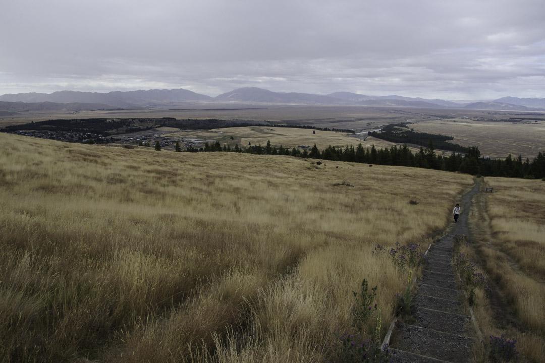 randonnée au mont john