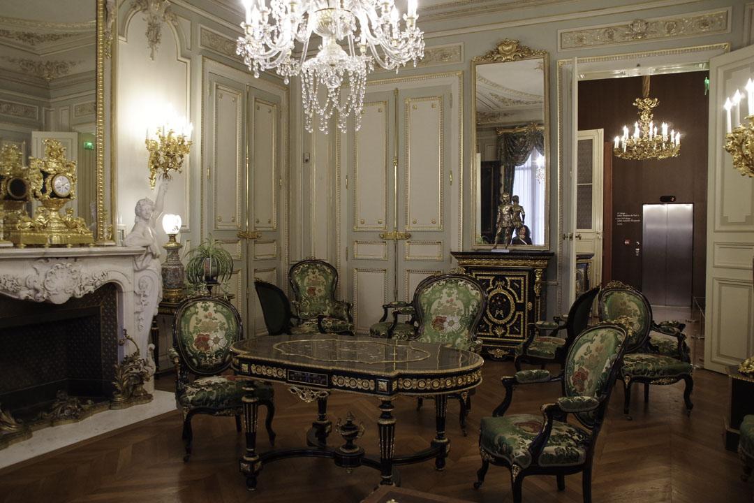 hôtel de Cabrières-Sabatier d'Espeyran - Montpellier