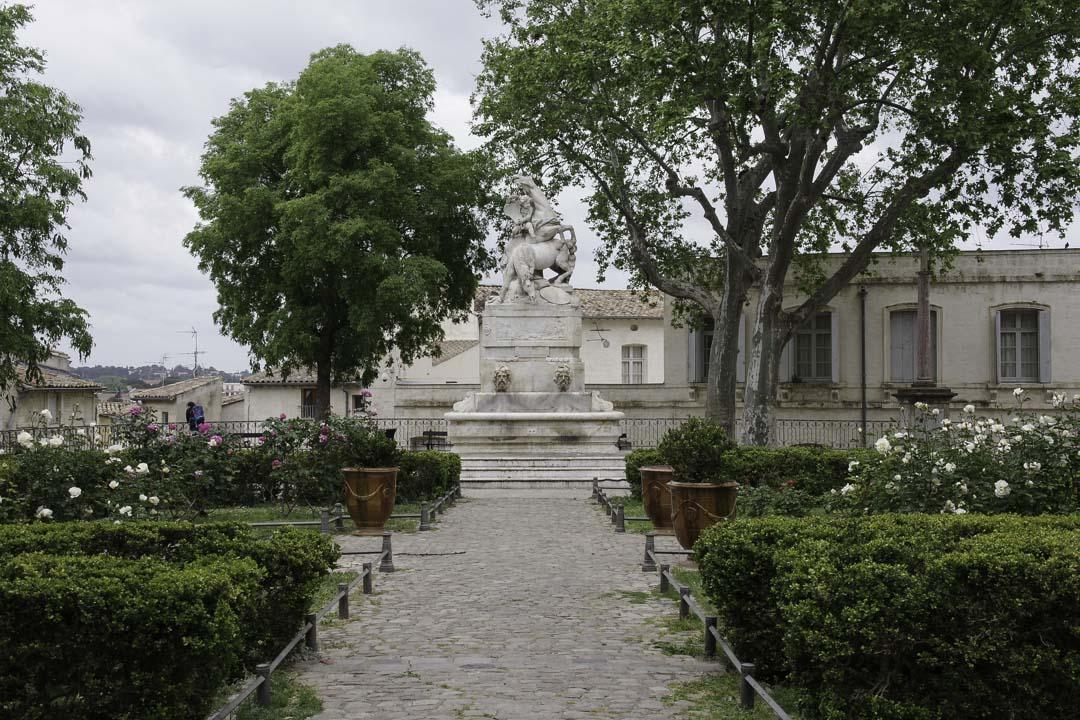 Place de la Canourgue à Montpellier