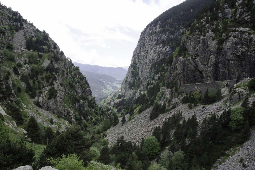 Les Pyrennées en Catalogne espagnole