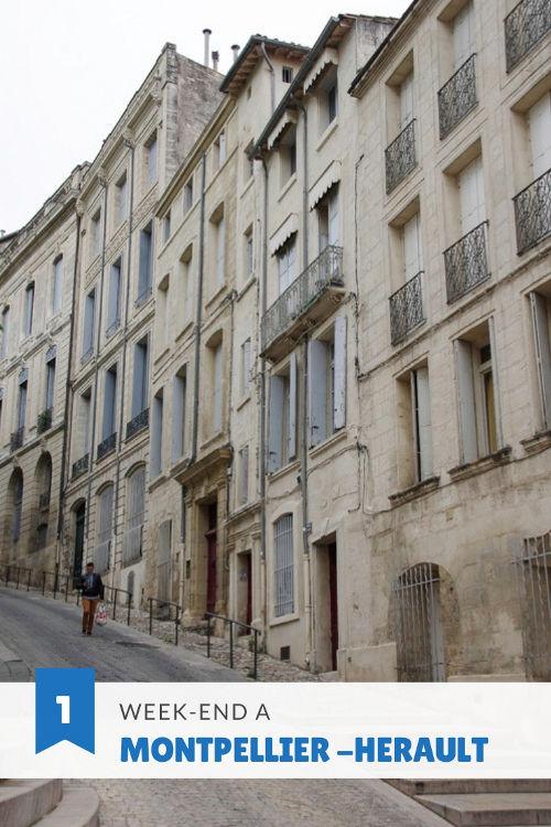 Que faire à Montpellier le temps d'un week-end