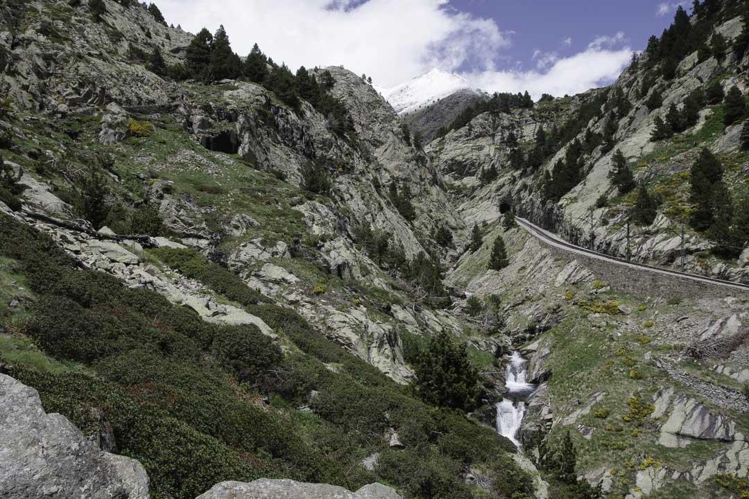 Randonnée entre Queralbs et Nuria