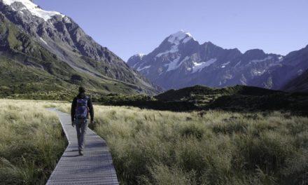 3 randonnées faciles pour découvrir le Parc National de Aoraki/Mount Cook