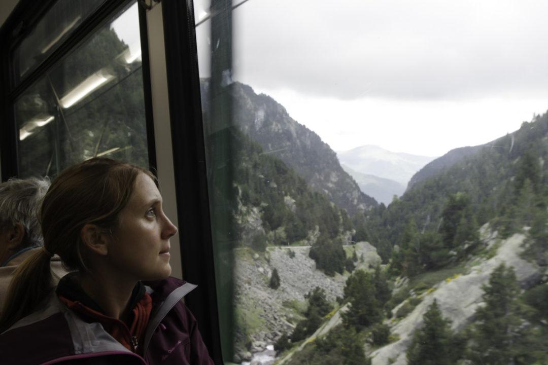 Train crémaillière du Vall de Nuria