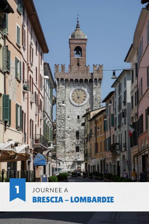 Que visiter à Brescia en une journée ?
