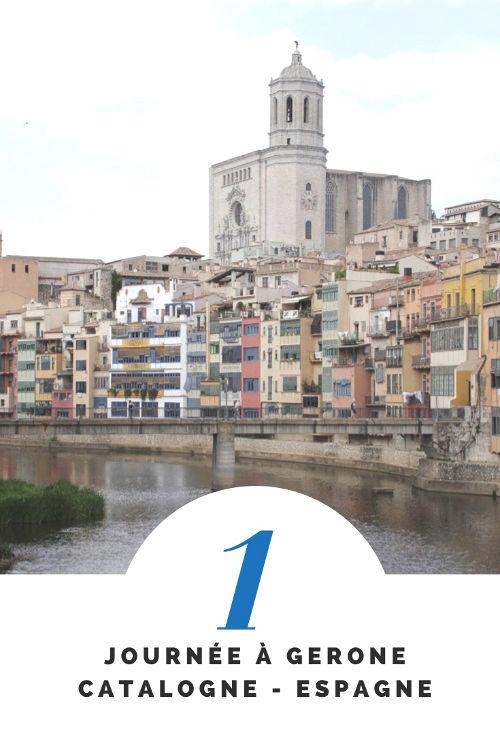 Visiter Gérone en une journée - Catalogne