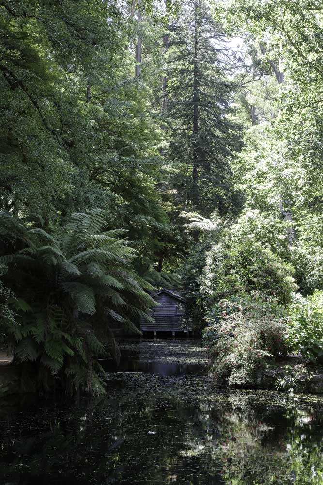 Jardin paysager Alfred Nicholas Mermorial Garden