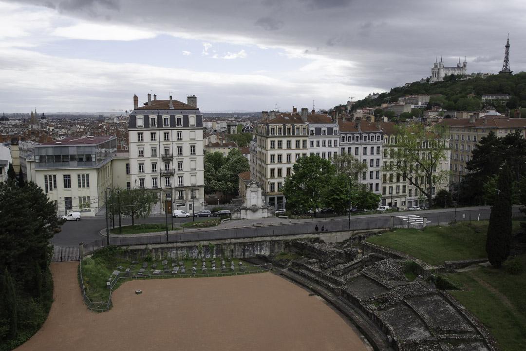 L'Amphitréatre des Trois Gaulles